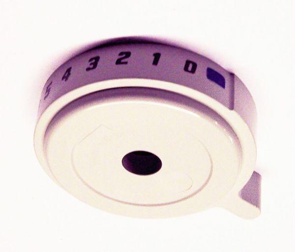 Mira 723 032.97 temperature knob