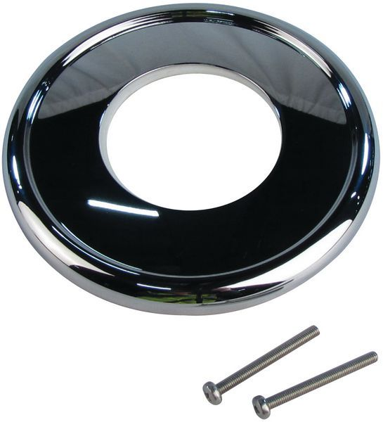 Mira Excel 410.54 concealed plate kit Chrome Plated