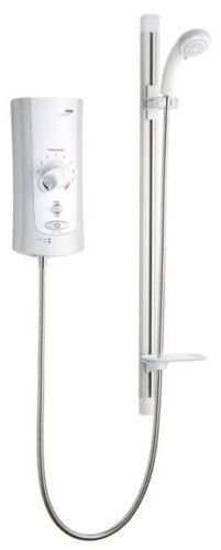 Mira Advance flexible low pressure electric shower 9.0kw