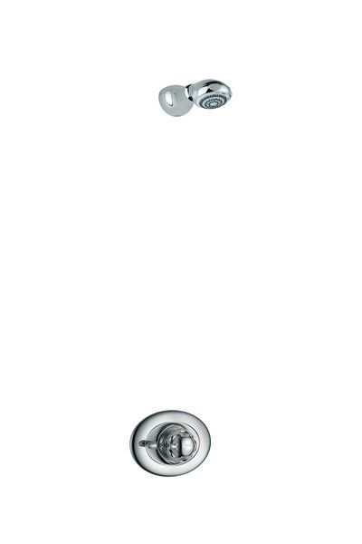 Mira Excel built in recessed thermostatic shower mixer and kit Chrome Plated