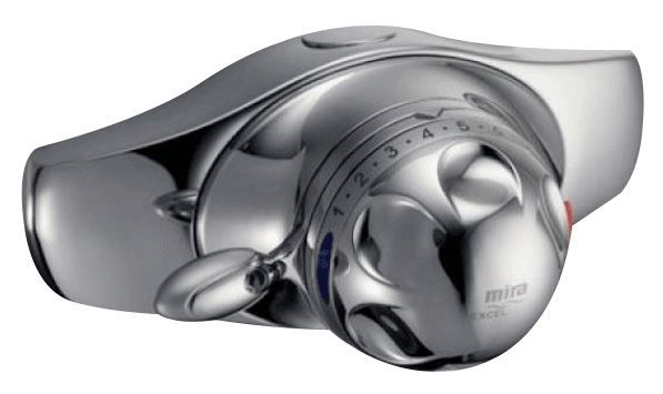 Mira Excel thermostatic exposed variable (valve)