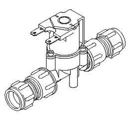 Mira Rada Pulse SV1015 universal solenoid valve