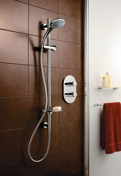 Ideal Standard Trevi A3969NU built in thermostatic shower valve