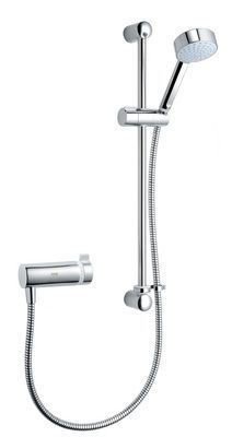 Mira Agile exposed variable dual control mixer shower and kit