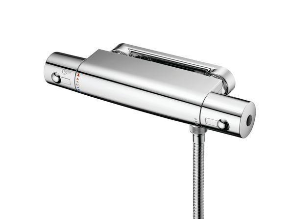 Ideal Standard Alto shower bar valve Chrome Plated