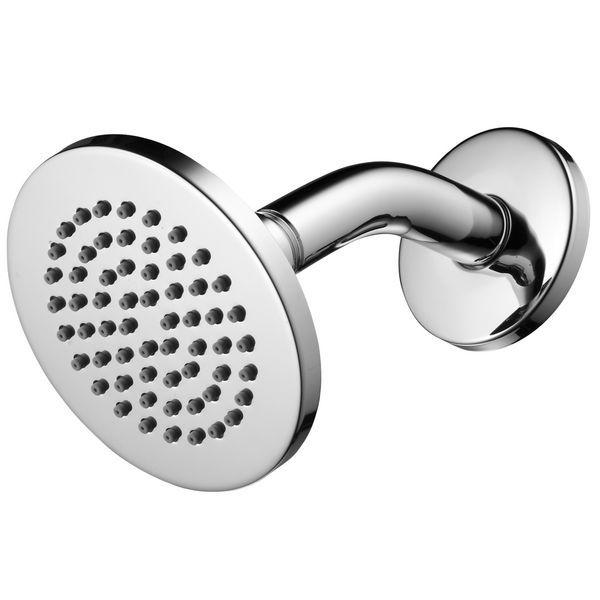 Ideal Standard Idealrain single function shower set handset 80mm Chrome Plated