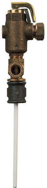 Zip AQ1 pressure and temperature relief valve