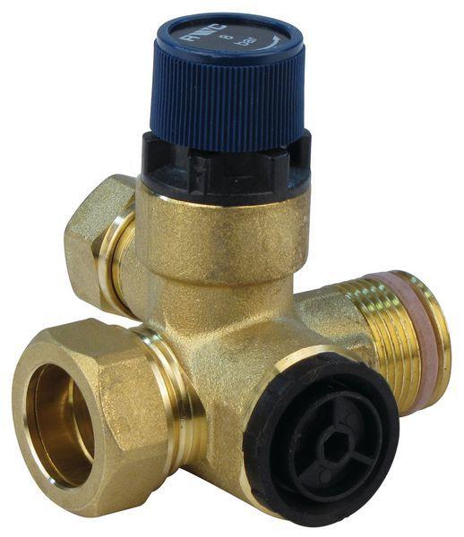 Baxi Heatrae Sadia 95605828 expansion releif valve
