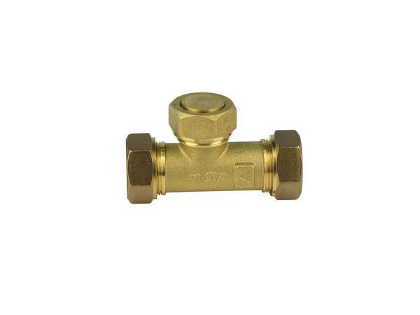 Heatrae Sadia 95605041 tee with non return valve