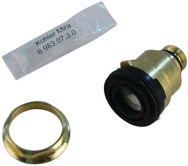 Mira 451.04 flow cartridge assembly