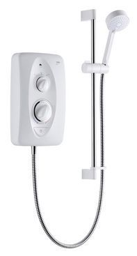 Mira Jump Multifit 7.5Kw Elec Shower Wh