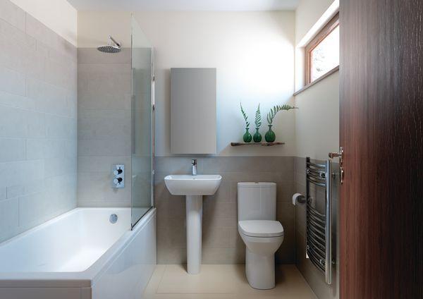 Thirty6 Myhome Se Bath 1700X700 White