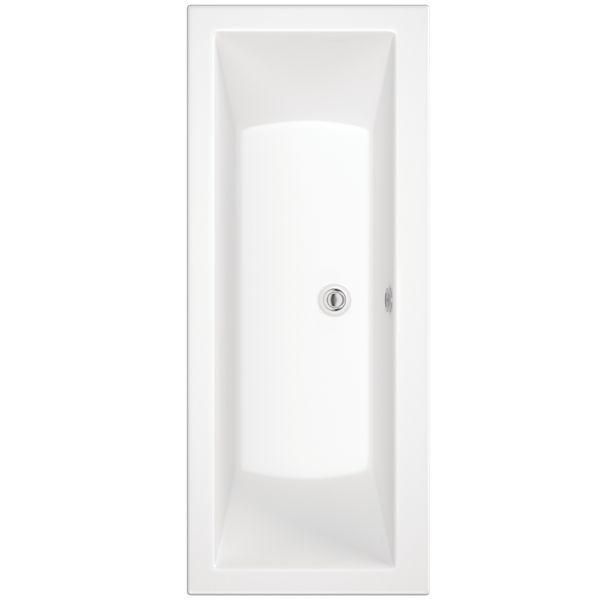 Thirty6 Myhome D End Bath 1700X750 White