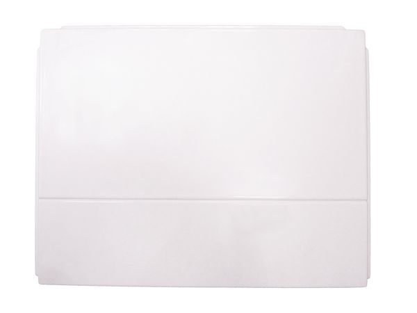Thirty6 750 Reinforced End Panel White