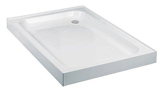 Just Trays Ultracast Flat Top 1700 X 700 White