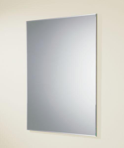 Hib Joshua Bevelled Mirror 70 X 50Cm