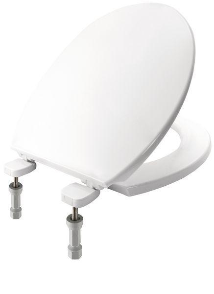 Kent Sta-Tite Seat & Cover White