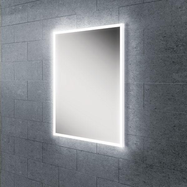 Hib Globe 50 Mirror H70 X W50 X D4.5Cm