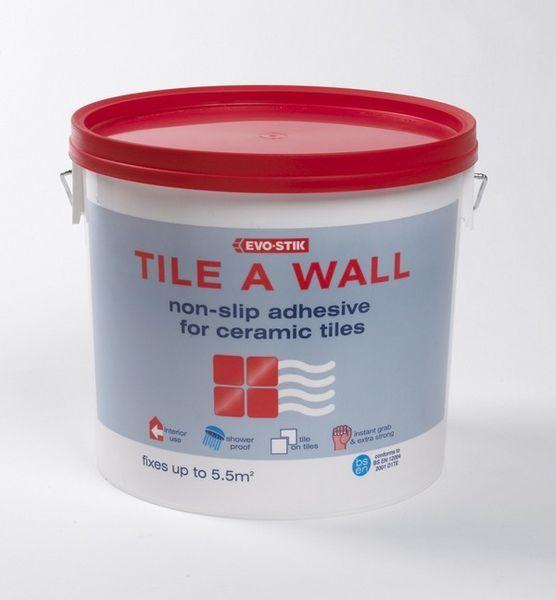 Tile A Wall Non Slip Tile Adhesive Xl