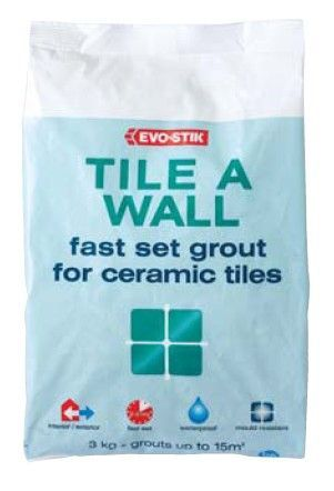 Tile A Wall Fast Set Grout 3Kg