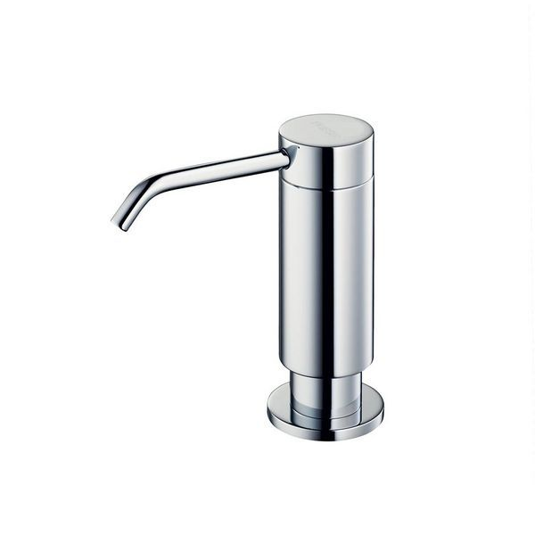 Contour 21 Soap Dispenser Chrome P Mntd