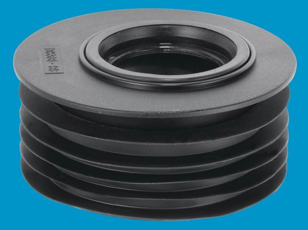 110Mm X 50Mm Offset Drain Conn Dc3bl-Os