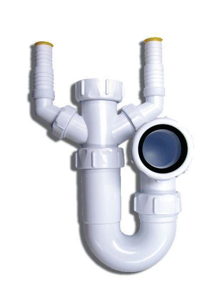 Multikwik Pwm040d Washing Machine Utility P Double Nozzle 40Mm