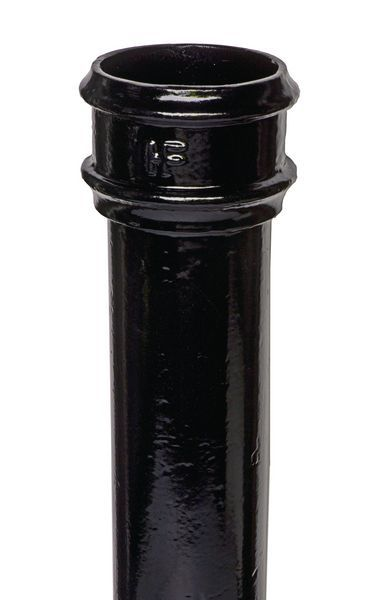 1829Mm Rw Pipe 65Mm Plain