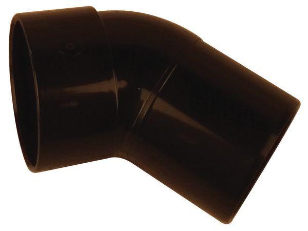 Center Cb405:B Spigot Bend 45 Deg 1.1/2