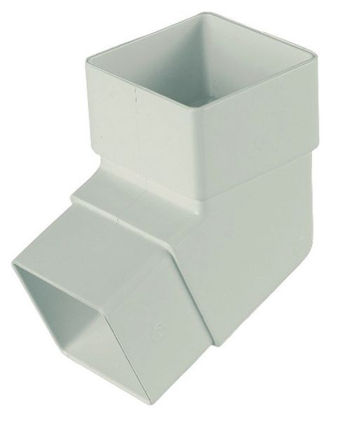 Rbs2w 65Mm White Square 112* Offsetbend