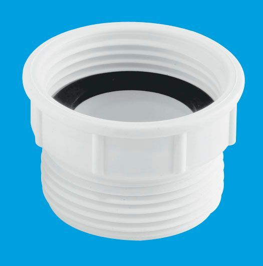Mcalpine S12a-F Coupling Flush Spigot 1 1/4 Bsp