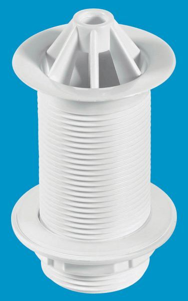 Mcalpine Wu10 Plastic Urinal Waste White 1.25 X 3.5