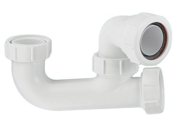 Mcalpine Sm10 Bath Trap No Overflow 1.5 X 50 Mm