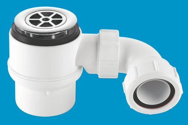 Shower Trap 11/2X50mm 70Mm Cp Stw4-95