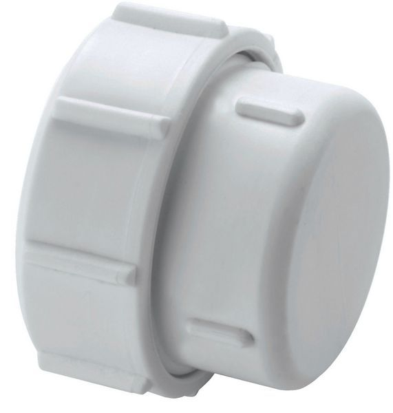 Mca 1.25 Blanking Cap For Waste Pipe