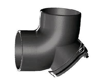 50Mm X92.5' Short Rad Bend Dor Rear Gt03