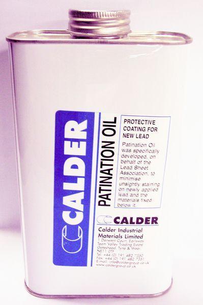 Calder Patination Oil 1.0 Ltr