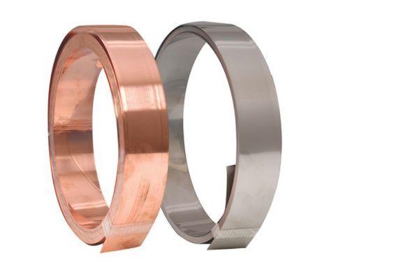 Calder 20M X 50Mm 0.6Mm Copper Fixing Strip