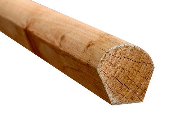 Calder 50Mm X 2.4M (Treated) Wood-Cored Roll