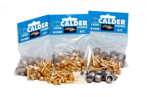 Calder Lead Domes Pack Of 20