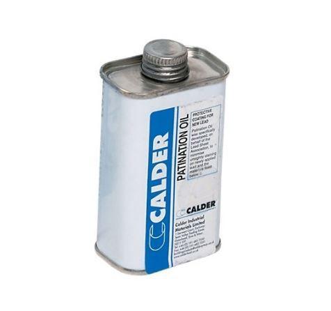 Calder 1.0 Ltr Patination Oil Single