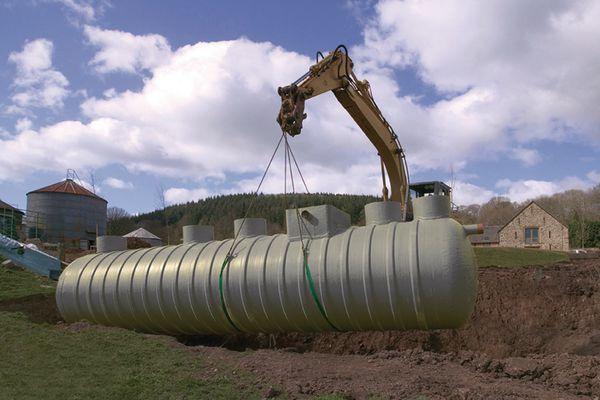 Sewage Treatment Plant 6 Pop - Asp06