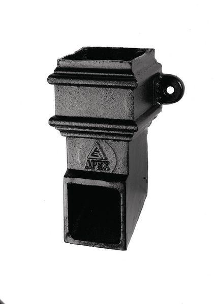 3X3 Sqr Shoe Front Ears P33/Sh/E/Pa