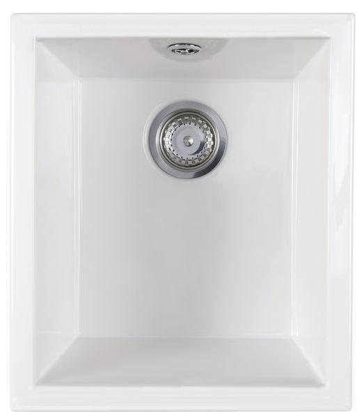 Astracast Onyx 1.0B Ceramic Sink White