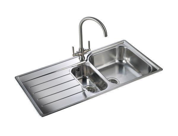 Rm Oakland 985X508mm 1.5B Rh Sink Ss