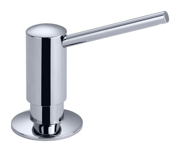 Leisure Soapdis Soap Dispenser Chrome