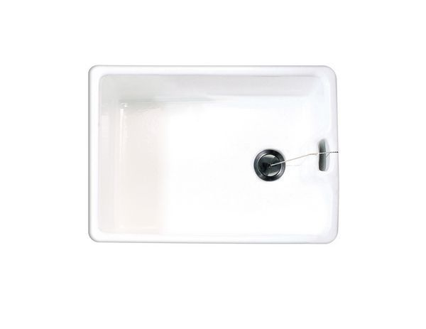 Astracast Belfast Ceramic Sink White