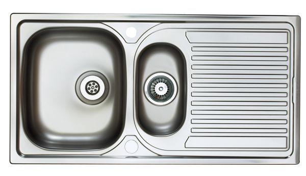 Astracast Aegean Sink 1.5 Bowl 968 X 500Mm Satin