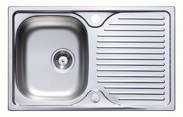 Astracast Compact Sink/Tap/Waste Pack Stainless Steel