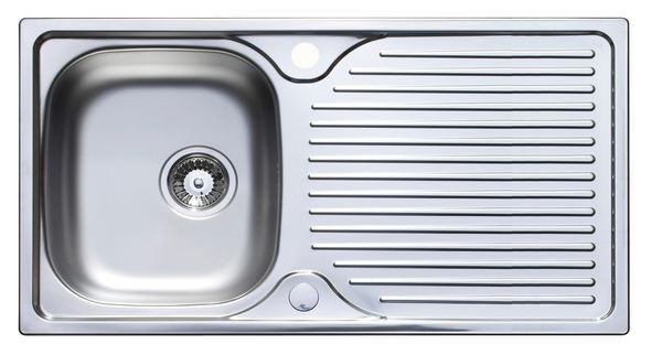 Astracast 1.0B Sink/Tap/Waste Pack Stainless Steel